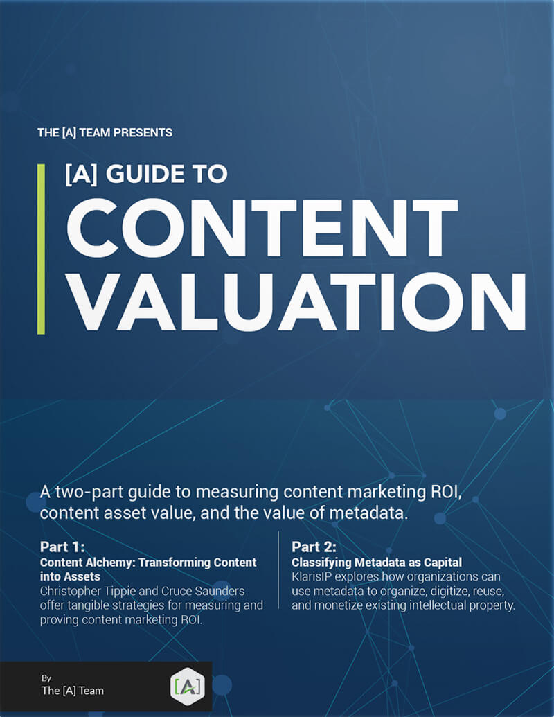 [A] Guide to Content Valuation