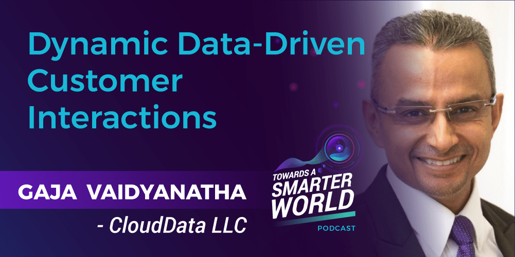 Dynamic Data-Driven Customer Interactions with Big Data