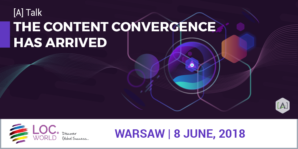 LocWorld37 Warsaw 2018: Alan Porter Presents