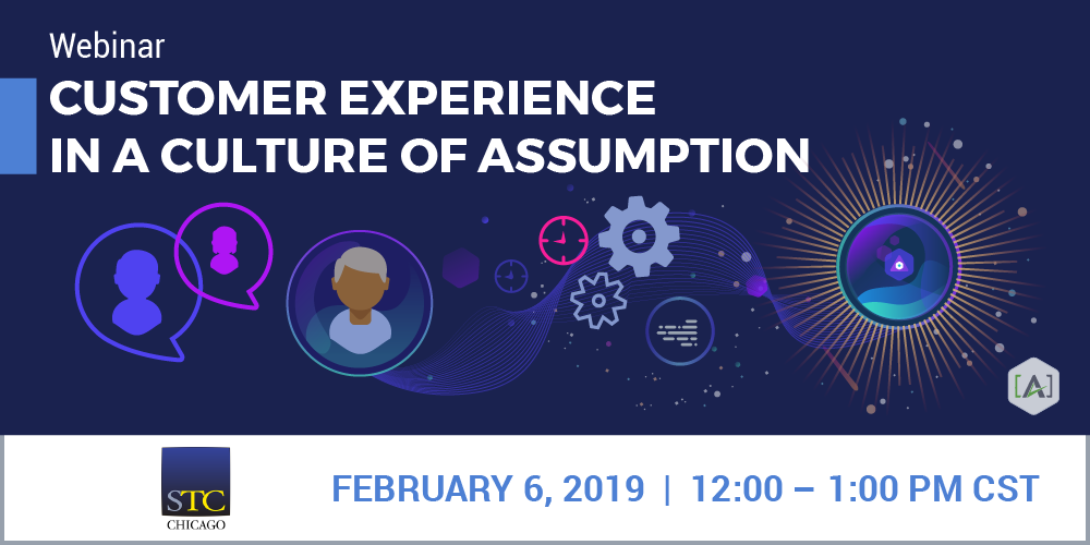 STC Chicago Webinar: Customer Experience in a Culture of Assumption