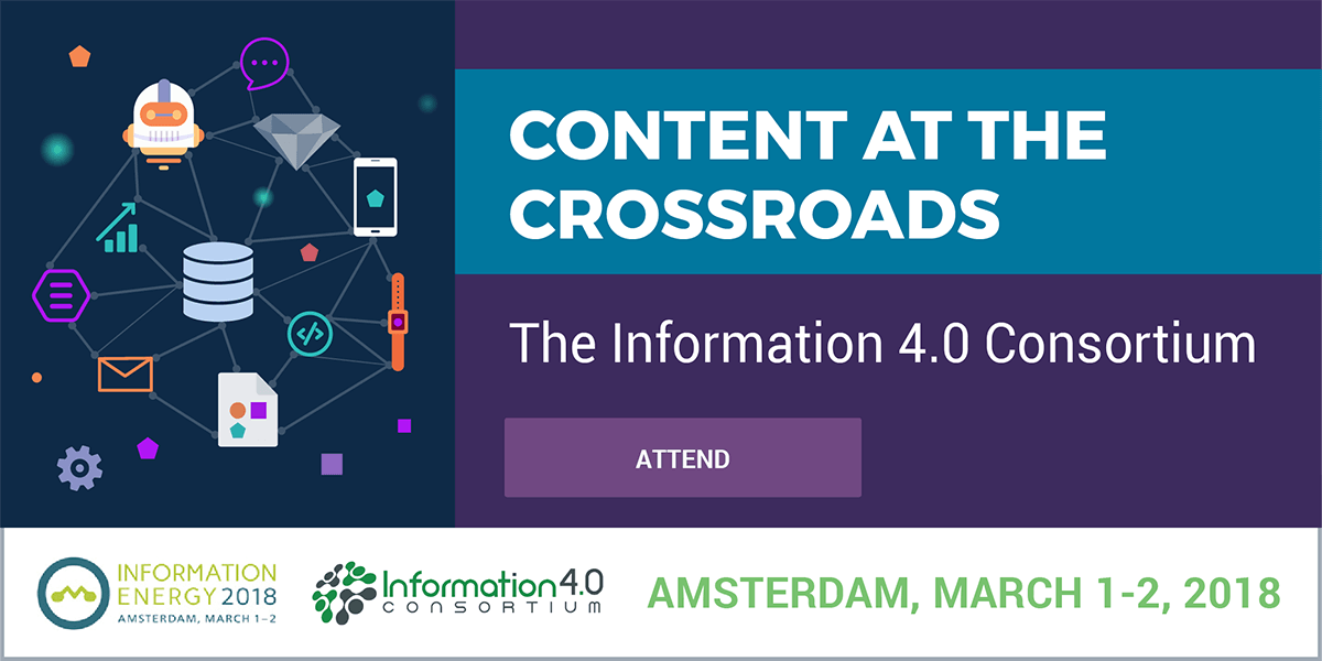 Content at the Crossroads: The Information 4.0 Consortium