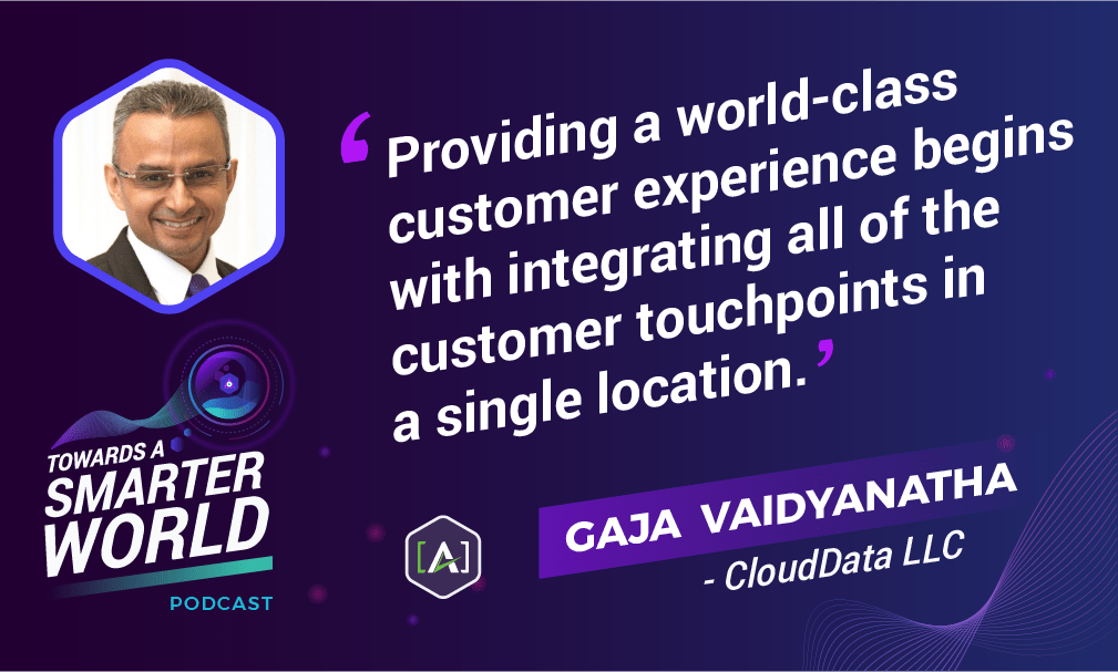 Providing a world-class customer experience begins with integrating all of the customer touchpoints in a single location.