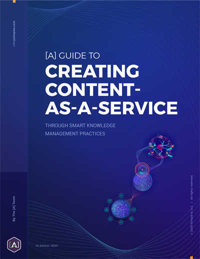 [A] Guide to the Content Services Organization