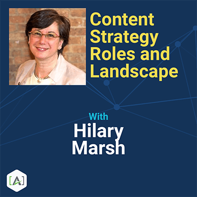 Content Strategy Roles and Landscape