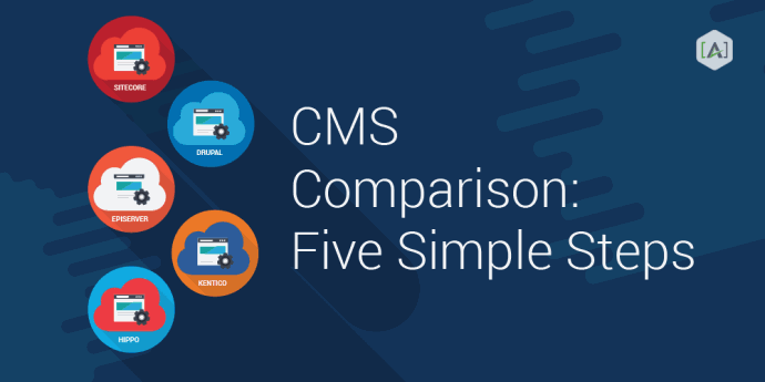 CMS Comparison: 5 Simple Steps to Choosing a CMS